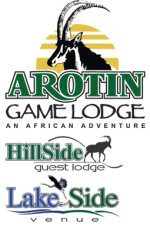 Luxury Accommodation in Brits at Arotin Game Lodge (073 444 0045) on www.arotingamelodge.co.za