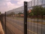Clear view Fencing in Newlands, Pretoria East, Gauteng at Robotic Steelworks ( 012-541 4750) on http://roboticsteelworks.co.za