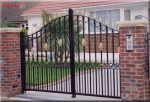 Gates in Menlyn, Pretoria East, Gauteng at Robotic Steelworks ( 012-541 4750) on http://roboticsteelworks.co.za