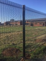Clear view Fencing in Montana, Pretoria North, Gauteng at Robotic Steelworks ( 012-541 4750) on http://roboticsteelworks.co.za