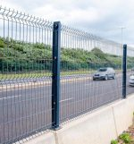 Clear view Fencing in Bryanston, Johannesburg, Gauteng at Robotic Steelworks ( 012-541 4750) on http://roboticsteelworks.co.za