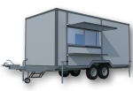 Mobile cold rooms for sale in Pinetown, Durban at Wosiyane Cold Rooms (071 945 6169)